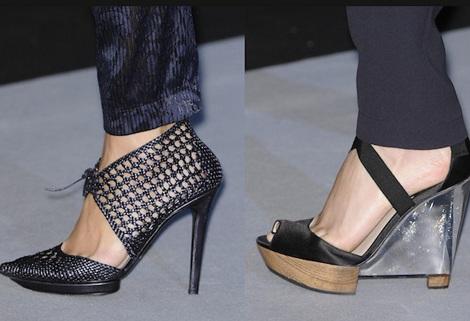"""Những kiểu giày dép """"hot"""" nhất tuần lễ thời trang Milan - 12"""