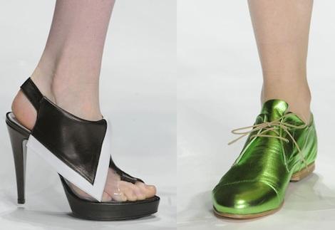 """Những kiểu giày dép """"hot"""" nhất tuần lễ thời trang Milan - 17"""