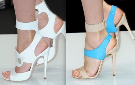 """Những kiểu giày dép """"hot"""" nhất tuần lễ thời trang Milan - 22"""