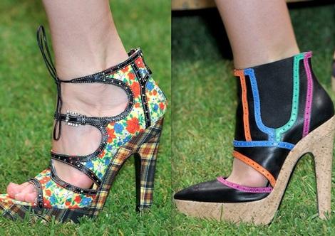 """Những kiểu giày dép """"hot"""" nhất tuần lễ thời trang Milan - 23"""