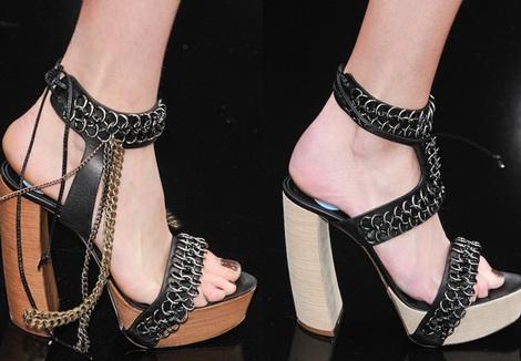 """Những kiểu giày dép """"hot"""" nhất tuần lễ thời trang Milan - 6"""