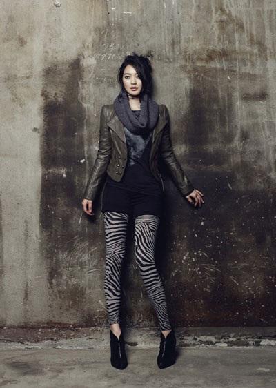 """Diện đồ thu đẹp như """"nàng cáo"""" Shin Min Ah - 22"""
