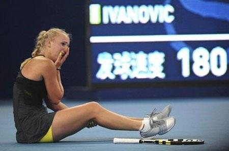 Djokovic và Wozniacki tiến vào bán kết tại Bắc Kinh - 3