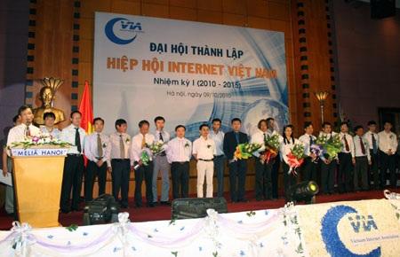 Chính thức thành lập Hiệp hội internet Việt Nam - 1