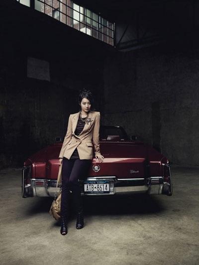 """Diện đồ thu đẹp như """"nàng cáo"""" Shin Min Ah - 18"""