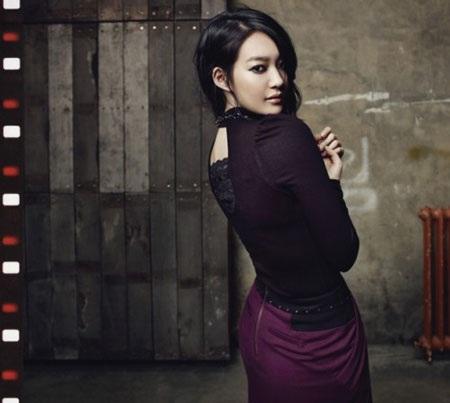 """Diện đồ thu đẹp như """"nàng cáo"""" Shin Min Ah - 4"""