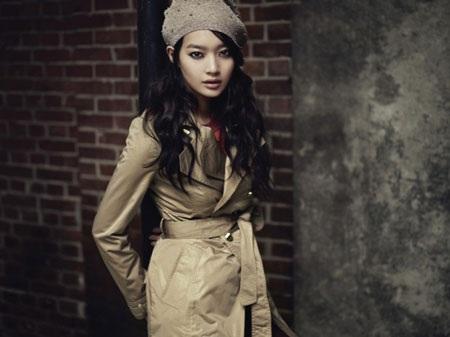 """Diện đồ thu đẹp như """"nàng cáo"""" Shin Min Ah - 7"""