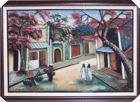 Tranh của Kiều Khanh bán được giá kỷ lục - 1