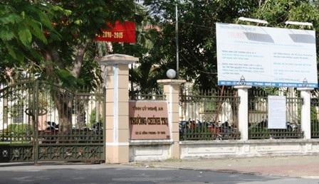 Sai phạm 1,9 tỷ đồng tại Trường Chính trị Nghệ An - 1