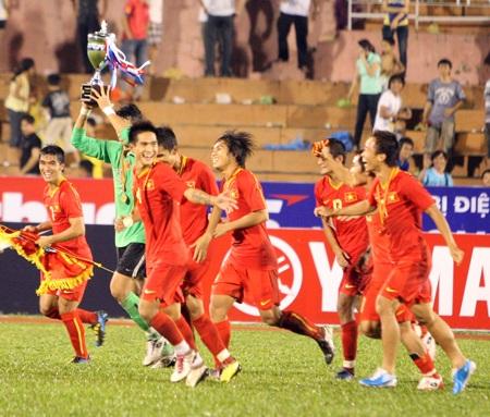 Olympic Việt Nam quyết đánh bại Ấn Độ - 1