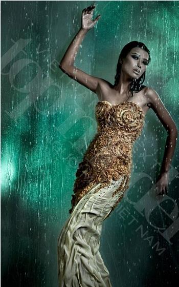 Vietnam Next Top Model: Những bài học đầu tiên - 11
