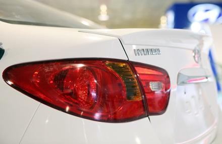 Hyundai Avante - Ngôi sao tại Auto Expo - 6
