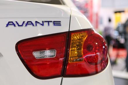 Hyundai Avante - Ngôi sao tại Auto Expo - 7