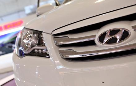 Hyundai Avante - Ngôi sao tại Auto Expo - 3