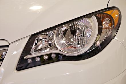 Hyundai Avante - Ngôi sao tại Auto Expo - 2