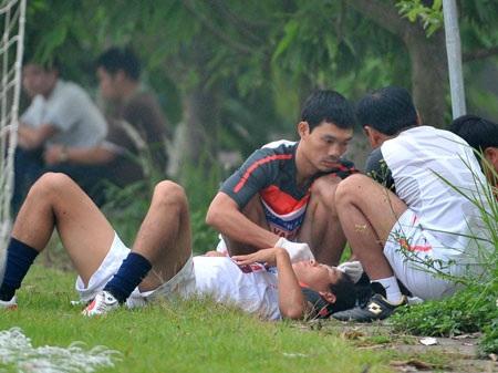 Đội Olympic Việt Nam tổn thất lực lượng - 1