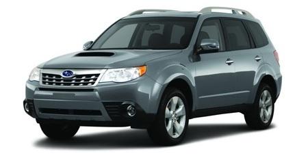 Subaru Forester 2011 - Động cơ mới - 6