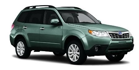 Subaru Forester 2011 - Động cơ mới - 13
