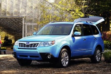 Subaru Forester 2011 - Động cơ mới - 7