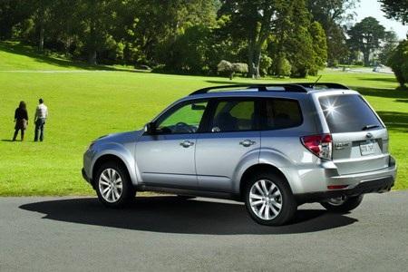 Subaru Forester 2011 - Động cơ mới - 1