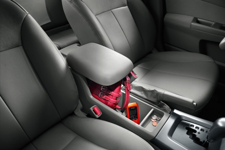 Subaru Forester 2011 - Động cơ mới - 2
