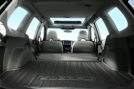 Subaru Forester 2011 - Động cơ mới - 9