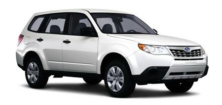 Subaru Forester 2011 - Động cơ mới - 11