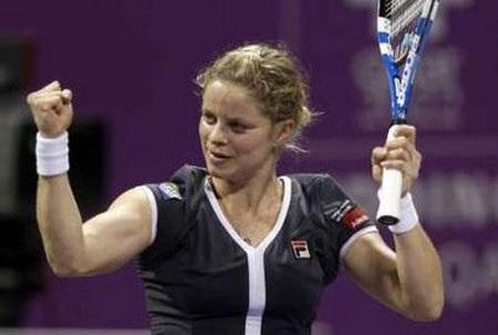 Clijsters và Wozniacki tranh ngôi vô địch - 1