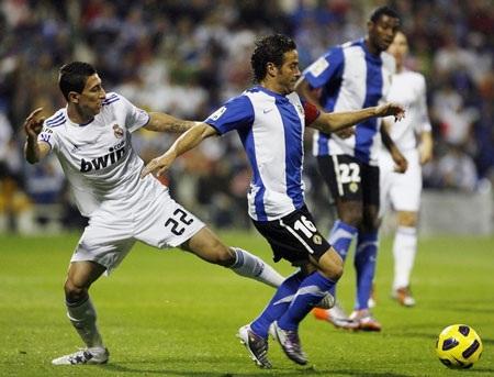 C. Ronaldo giúp Real Madrid ngược dòng hạ Hercules - 2