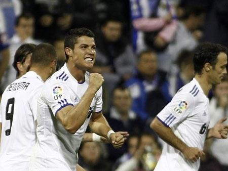 C. Ronaldo giúp Real Madrid ngược dòng hạ Hercules - 3