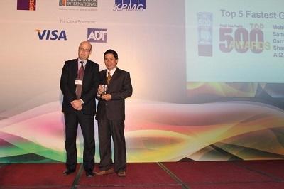 """Thế Giới Di Động """"Top 5 nhà bán lẻ phát triển nhanh nhất Châu Á - Thái Bình Dương"""" - 3"""