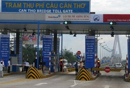 Cầu Cần Thơ khai trương dịch vụ thu phí không dừng đầu tiên tại Việt Nam - 4