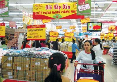 """Hà Nội quyết """"ghìm"""" giá hàng tiêu dùng - 1"""