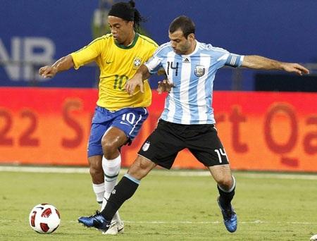 Tuyệt tác của Messi giúp Argentina đả bại Brazil - 2
