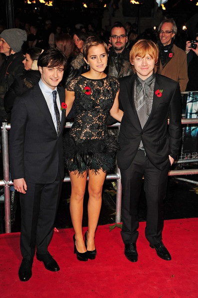 """Harry Potter và bảo bối tử thần đạt doanh thu phòng vé """"ngất ngưởng"""" - 1"""