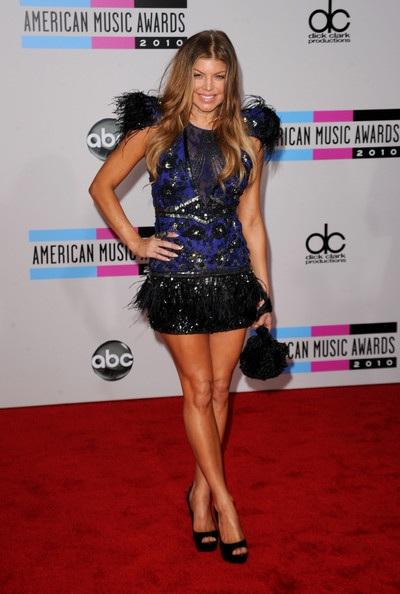 Dàn sao tụ họp tại lễ trao giải American Music Awards  - 8