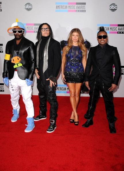 Dàn sao tụ họp tại lễ trao giải American Music Awards  - 10