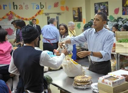"""Tổng thống Obama """"ân xá"""" cho gà tây - 12"""