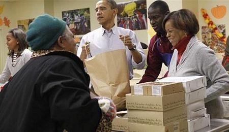 """Tổng thống Obama """"ân xá"""" cho gà tây - 13"""