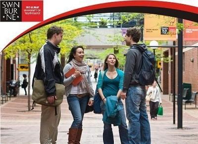 Hội thảo du học: trao đổi cùng các giáo sư, tiến sỹ từ trường Đại học Swinburne - Melbourne - 1