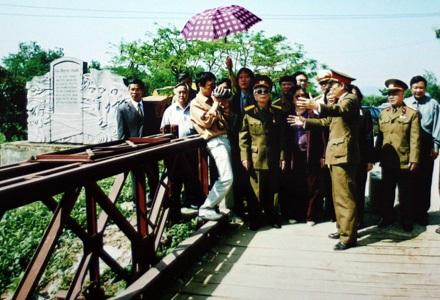 Những bức hình chưa từng công bố về Đại tướng Võ Nguyên Giáp - 10