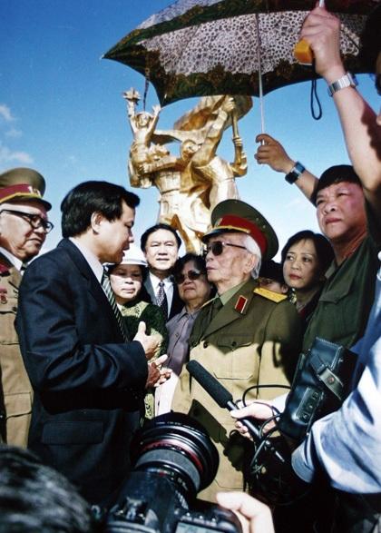 Những bức hình chưa từng công bố về Đại tướng Võ Nguyên Giáp - 9