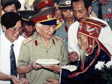 Những bức hình chưa từng công bố về Đại tướng Võ Nguyên Giáp - 6