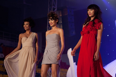 Vietnam's Next Top Model: Tỏa sáng trên sàn catwalk - 5