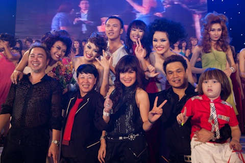 Vietnam's Next Top Model: Tỏa sáng trên sàn catwalk - 1