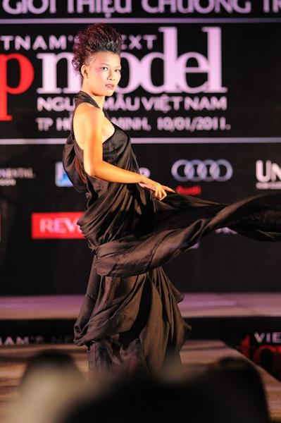 Vietnam's Next Top Model: Hứa hẹn đêm chung kết sôi động - 1