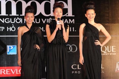 Vietnam's Next Top Model: Hứa hẹn đêm chung kết sôi động - 4