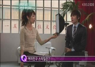 Lee Min Ho thú nhận không giỏi hôn - 1