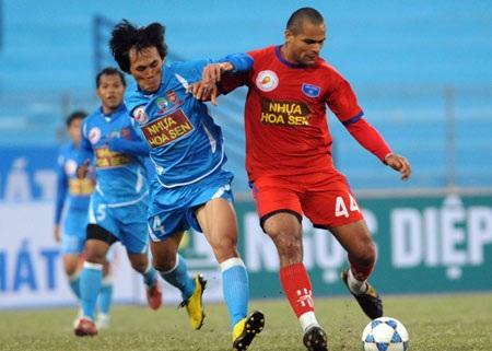 Giải V-League 2011 không còn việc độc quyền phát sóng - 1