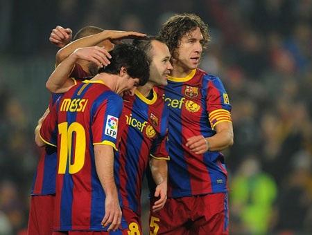 Barcelona - Racing: Viết tiếp lịch sử - 3